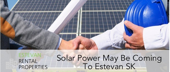 Estevan Solar Power Industry