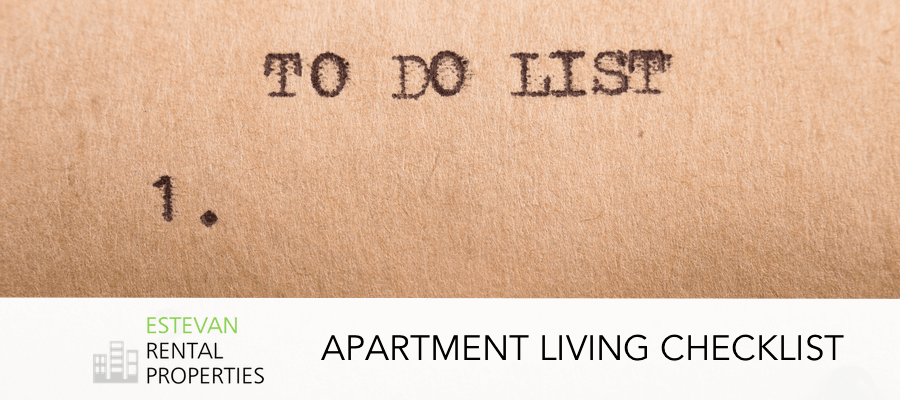 apartment-living-checklist